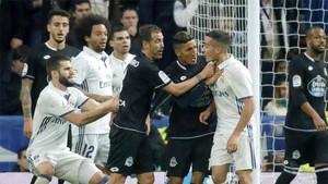 El Real Madrid jugará ante el Deportivo
