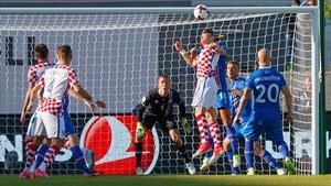 Croacia se estrelló ante la defensa de Islandia