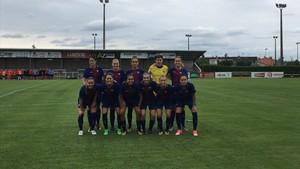 El Barça empató sin goles ante el Olympique de Marsella