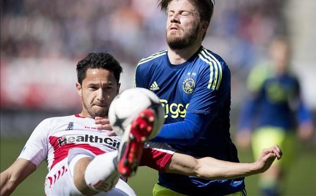 El Ajax se despide del título de la Liga en Holanda