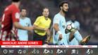 André Gomes no destacó ante el Atlético