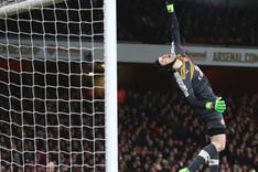 El Arsenal ha mejorado notablemente en defensa
