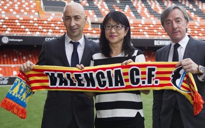 Ayestar�n est� muy ilusionado con el nuevo proyecto del Valencia