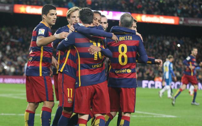 �Qu� debe pasar para que el FC Barcelona sea campe�n de invierno?