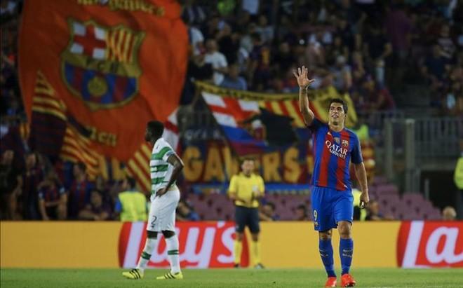 El Camp Nou, un lujo en la Champions