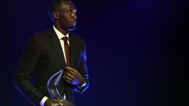 Usain Bolt y Almaz Ayana, atletas mundiales del año