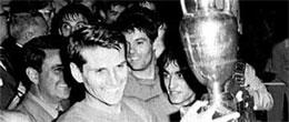 III EUROCOPA (ITALIA 1968) - Campeón: ITALIA