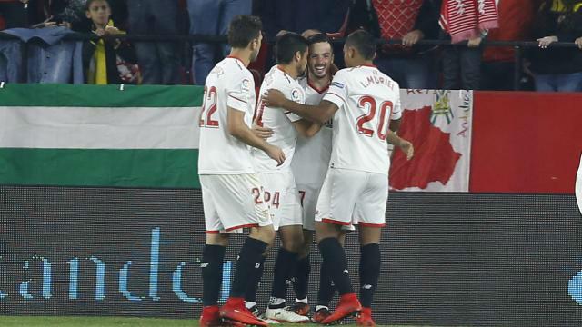 LALIGA | Sevilla - Celta (2-1)