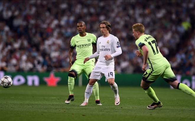 El Manchester City defraud� ante el Real Madrid