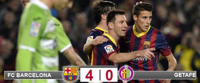 �Bienvenido, 'mister' Messi!
