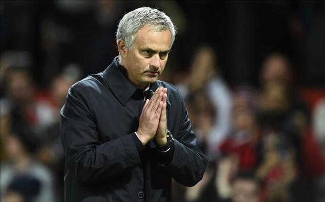 Mourinho pidi� perd�n a Old Trafford.
