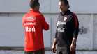 Pizzi valora el fichaje de Claudio Bravo por el Manchester City