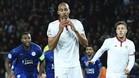 El Sevilla, único equipo español eliminado en octavos de final