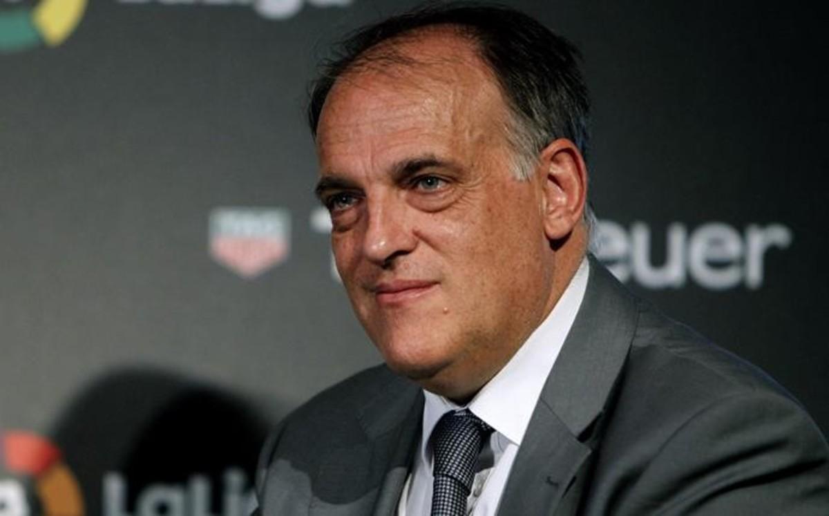 El Barça pide al TAD que actúe contra Tebas y el Comité de Competición