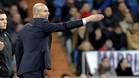 """Zidane: """"No nos sentimos invencibles"""""""
