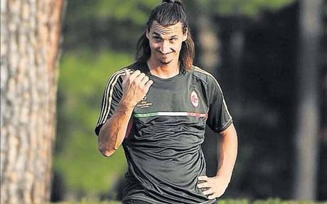 """Ibrahimovic: """"Thiago Silva es mejor que Piqué y Puyol&"""