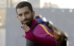 Arda Turan, jugador del Barça