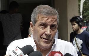 Tabárez está ilusionado con el regreso de Suárez