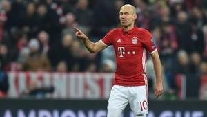 Robben vuelve a brillar esta temporada a sus 33 años