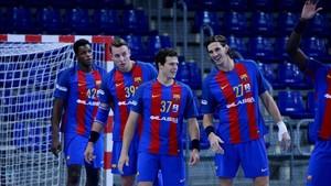 El Barça buscará ante el BM Benidorm su 11ª victoria seguida en la Liga Asobal