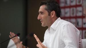 Valverde aseguró que irá con el Barça en la final de la Copa del Rey