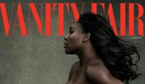 Serena Williams será la portada de Vanity Fair