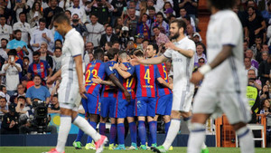 El Madrid-Barça de la primera vuelta corre peligro
