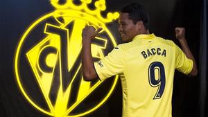 Bacca lucirá el 9 en el Villarreal