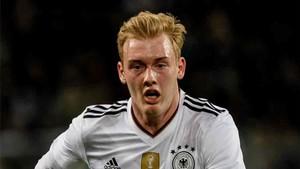 Julian Brandt se ha hecho con un puesto en la selección de Alemania