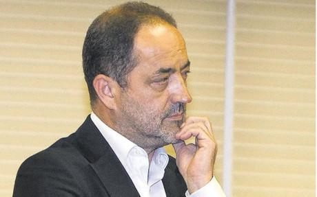 Agapito Iglesias completa su declaración ante la Fiscalía Anticorrupción