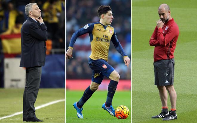 La futura batalla entre Mourinho y Guardiola ya tiene un nombre propio: Beller�n