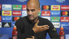 Guardiola recuerda su �ltimo a�o en el Bar�a