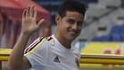 Corriere: Mendes negocia la venta de James a la Juve