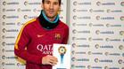 Leo Messi fue elegido mejor jugador de la Liga BBVA en enero