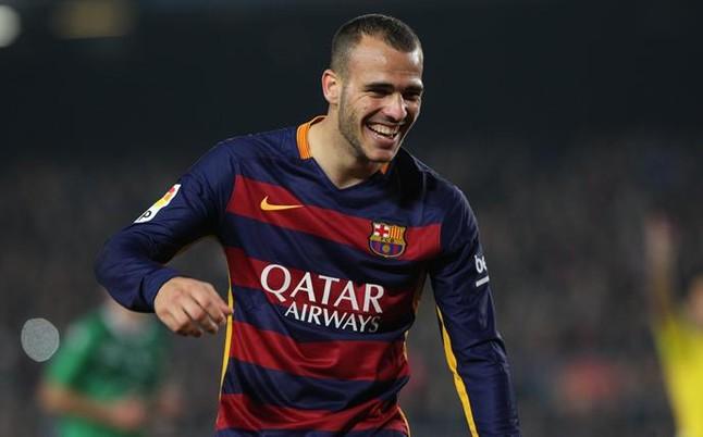 El Betis pide la cesi�n de Sandro al Barcelona