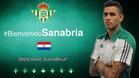 Tony Sanabria ya es del Betis