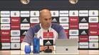 """Zidane: """"Benzema va a descansar como otros jugadores"""""""