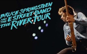 Cartel promocional de la gira de 2016 de Bruce Springsteen & The E Street Band