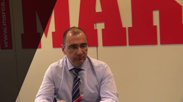 Gallardo: Si fuera Zidane, copiaría la manera de entender el fútbol del Barça