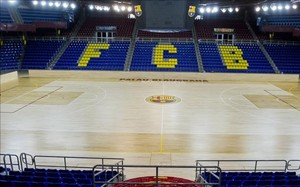 El palau blaugrana cumple 45 a os baloncesto for Puerta 0 palau blaugrana