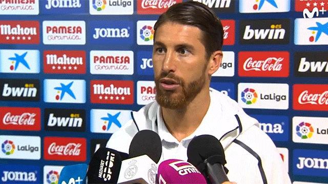 Sergio Ramos contesta a Piqué