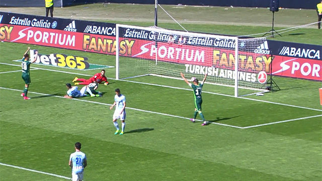 Video resumen Celta - Betis (0-1). Jornada 33, Liga Santander 2016-17