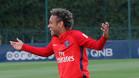 Neymar, utilizado por el PSG