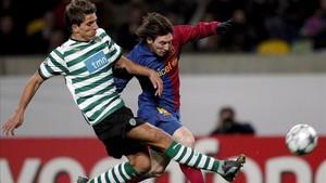 Messi marcó en su anterior visita al José Alvalade