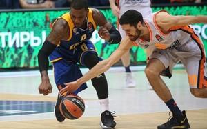 El Valencia BC no pudo debutar con victoria en la Euroliga