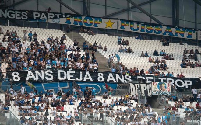 La afici�n del Marsella asistir� al cambio de propiedad del club antes de final de a�o
