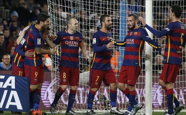 El FC Barcelona recibe al Sevilla con rotaciones