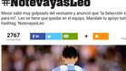 #NotevayasLeo: Campa�a en Argentina para que Messi siga