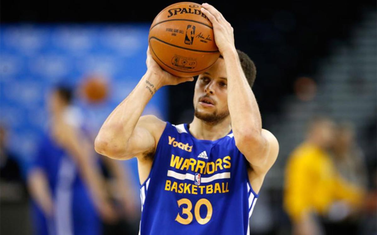"""Curry: """"No busco ser la cara de la NBA, quiero ganar anillos"""""""