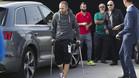 Iniesta 'reaparece' tras su lesi�n